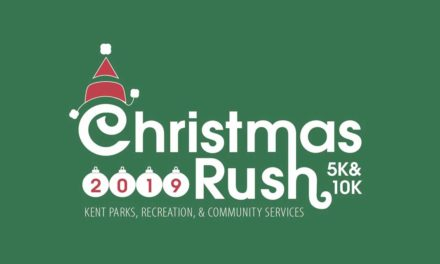 Kent's 2019 'Christmas Rush' run will be Saturday, Dec. 14