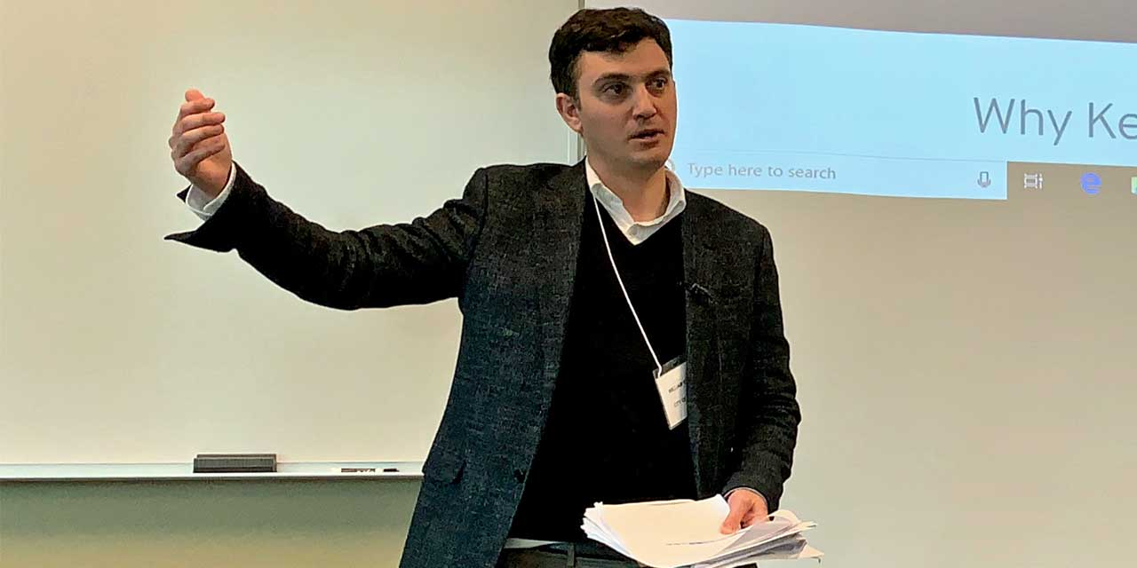 VIDEO: Economic Development Officer Bill Ellis gives economic update on city