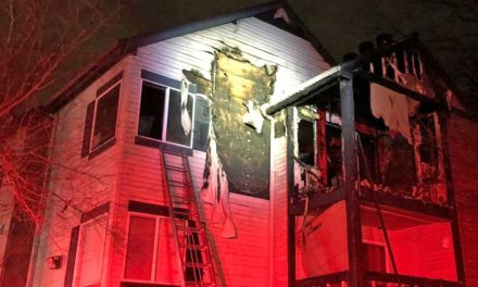 Fire caused by hot ashes displaces 9 from apartment complex in Kent
