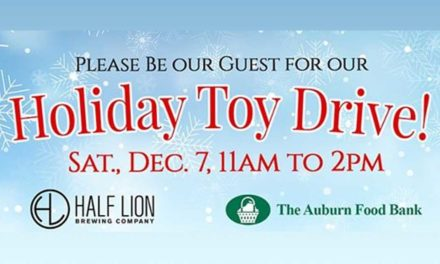 Kent Downtown Partnership's annual Toy Drive is this Saturday, Dec. 7
