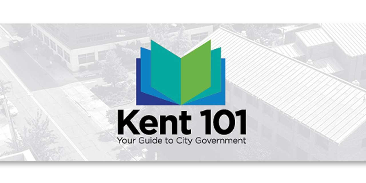 Learn about local government at City's new, 6-week 'Kent 101' course