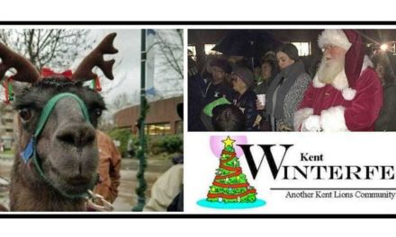 Santa, Tree Lighting will highlight Kent Winterfest this Saturday