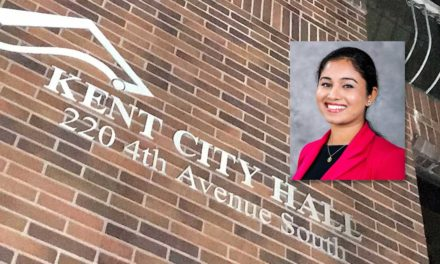 Councilmember Kaur awarded with Certificate of Municipal Leadership