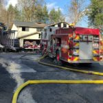 Fire burns attic in house in Kent Thursday afternoon