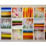 Colorful Photographic Collaboration now on display at Centennial Center Gallery