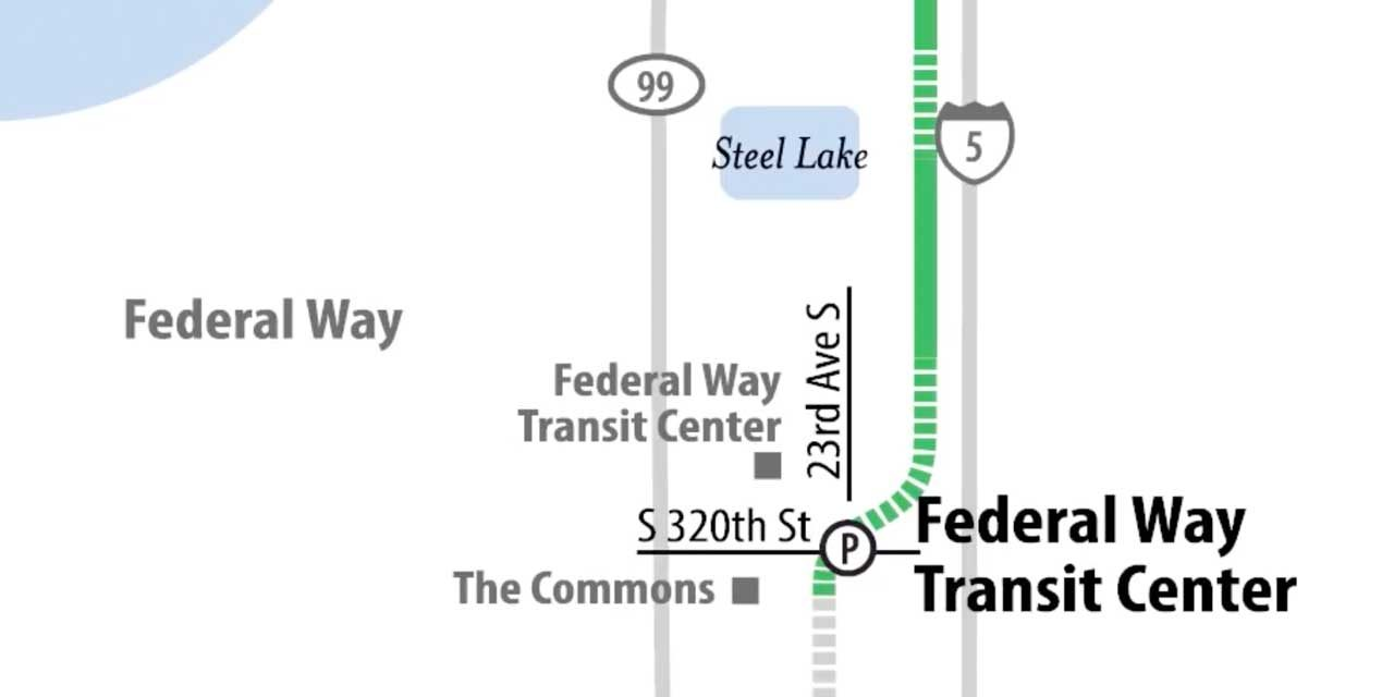 Federal Way Link extension project receives $790 million grant from feds
