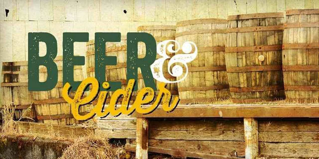 Kent Downtown Partnerships 'Cider & Ale Trail' will be Friday, Mar. 20