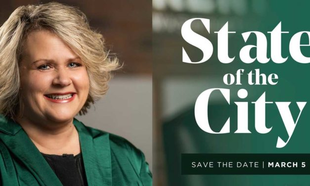 Mayor Dana Ralph's 3rd annual 'State of the City' will be Thurs., March 5