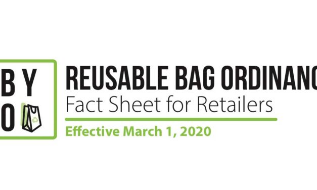 Kent's new Plastic Bag ordinance goes into effect March 1; here are the rules