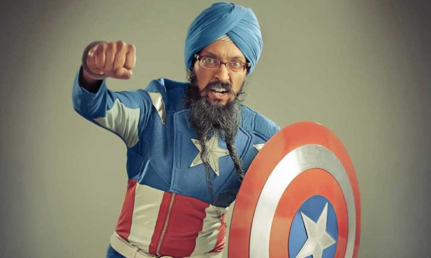 Sikh Captain America will speak at Equity & Inclusion Speaker Series Thurs., Feb. 13