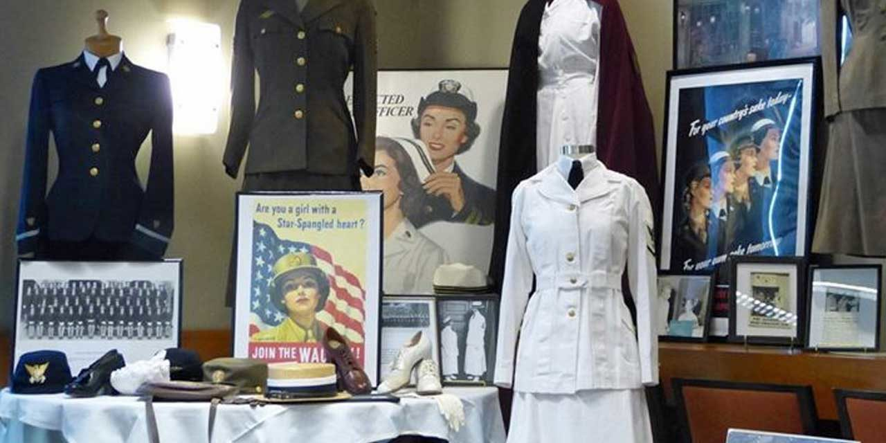 'Beauty & Duty: Women's Uniforms at Work and at War' will be Jan. 25 at Neely Mansion