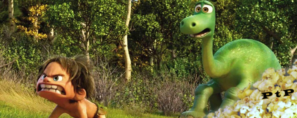 Home Video Tuesday: The Good Dinosaur