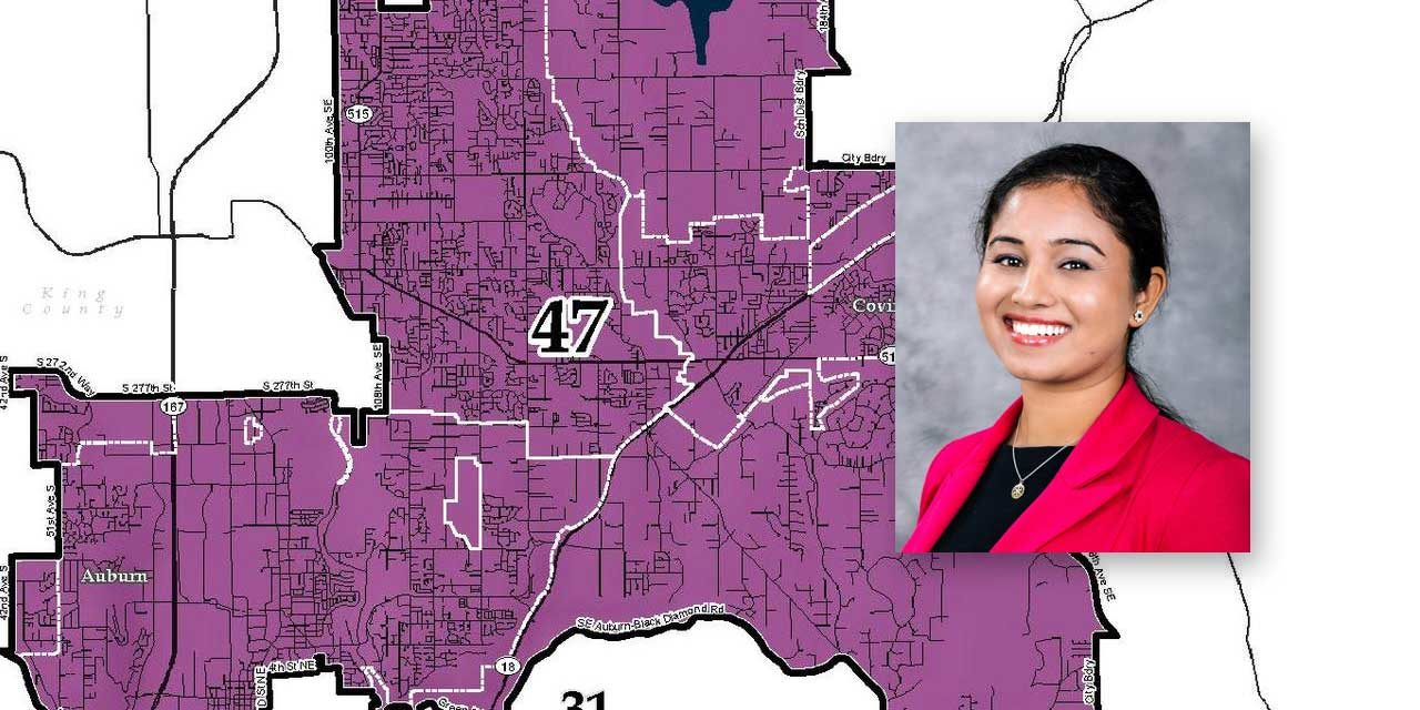 Kent City Councilmember Satwinder Kaur announces run for 47th District seat
