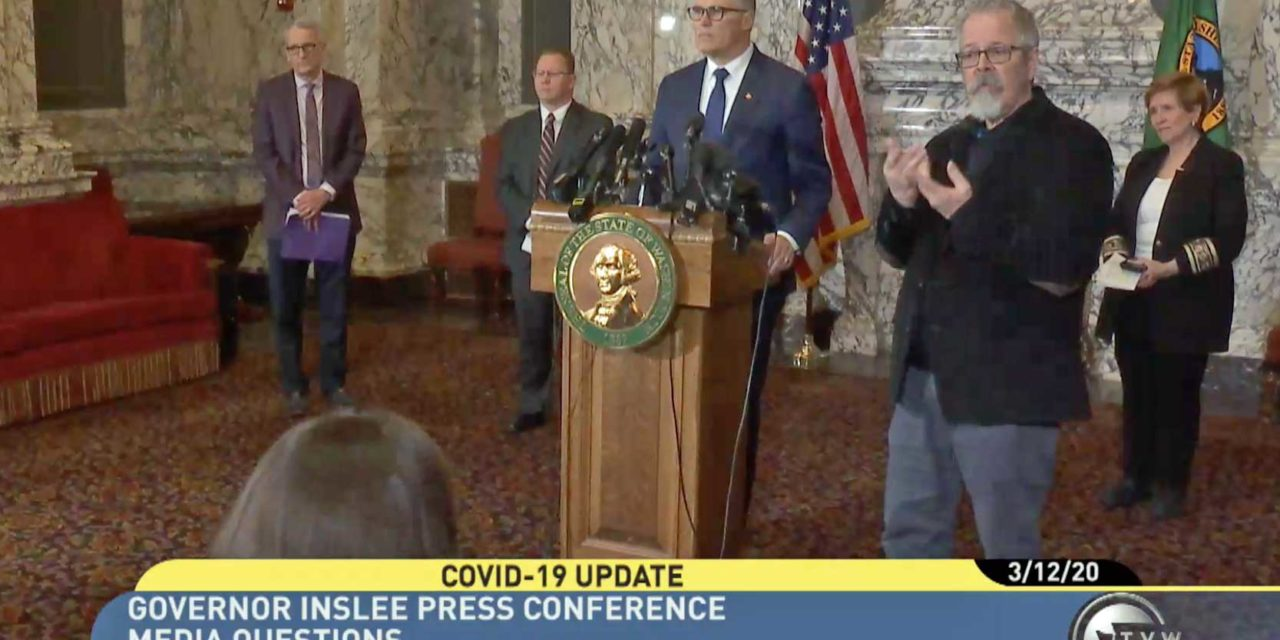 Gov. Inslee announces closure of schools – including all in Kent School District
