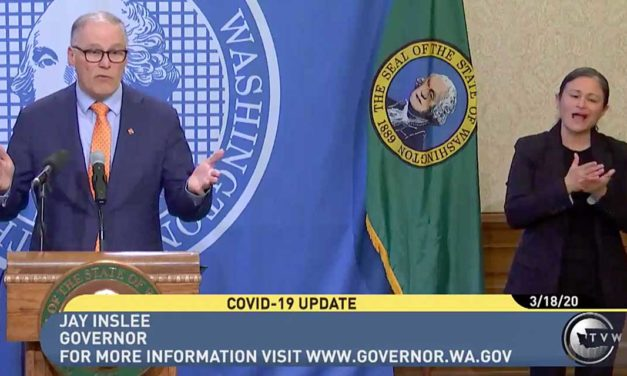 Gov. Inslee announces relief for businesses, workers, renters & more in response to COVID-19