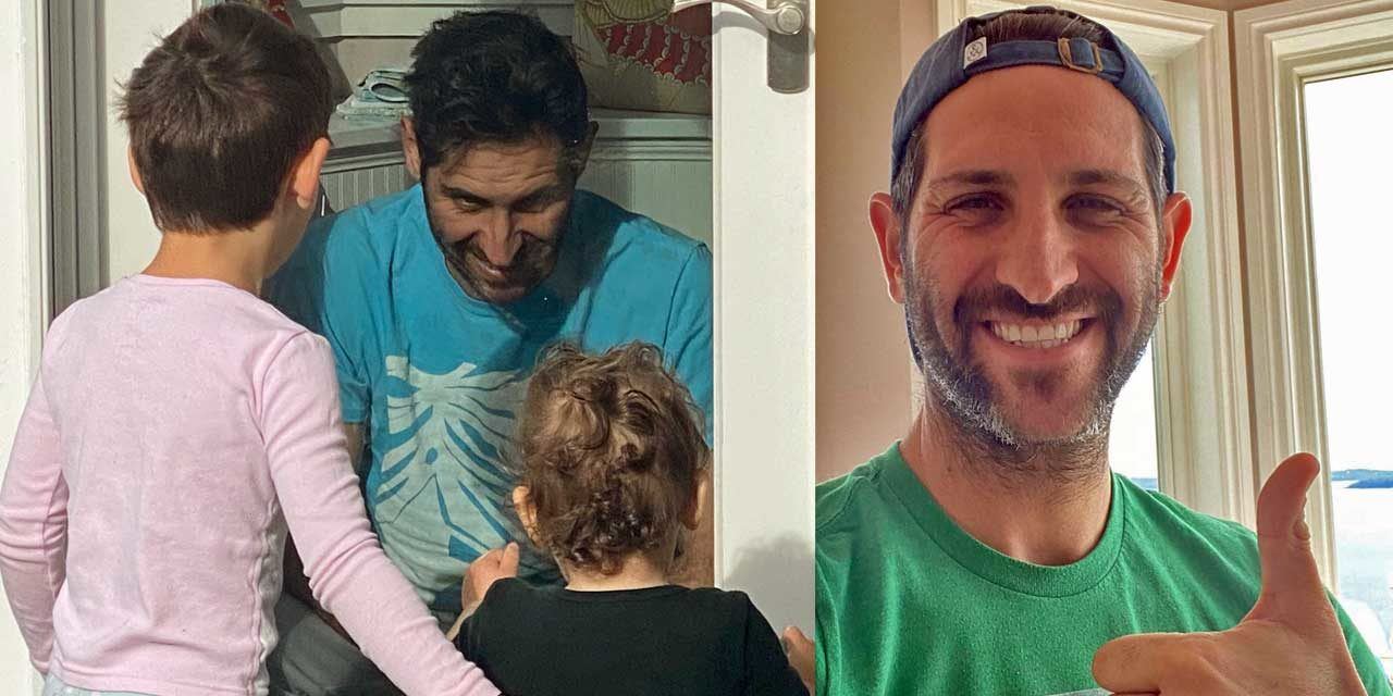 Area resident Eliav Cohen – who tested positive for COVID-19 – shares his quarantine journal