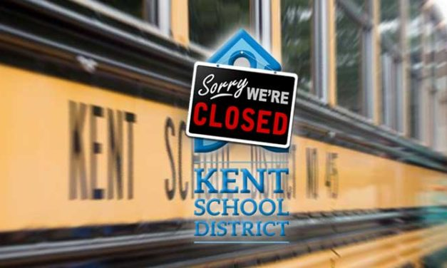 All Kent Schools will remain closed for remainder of school year