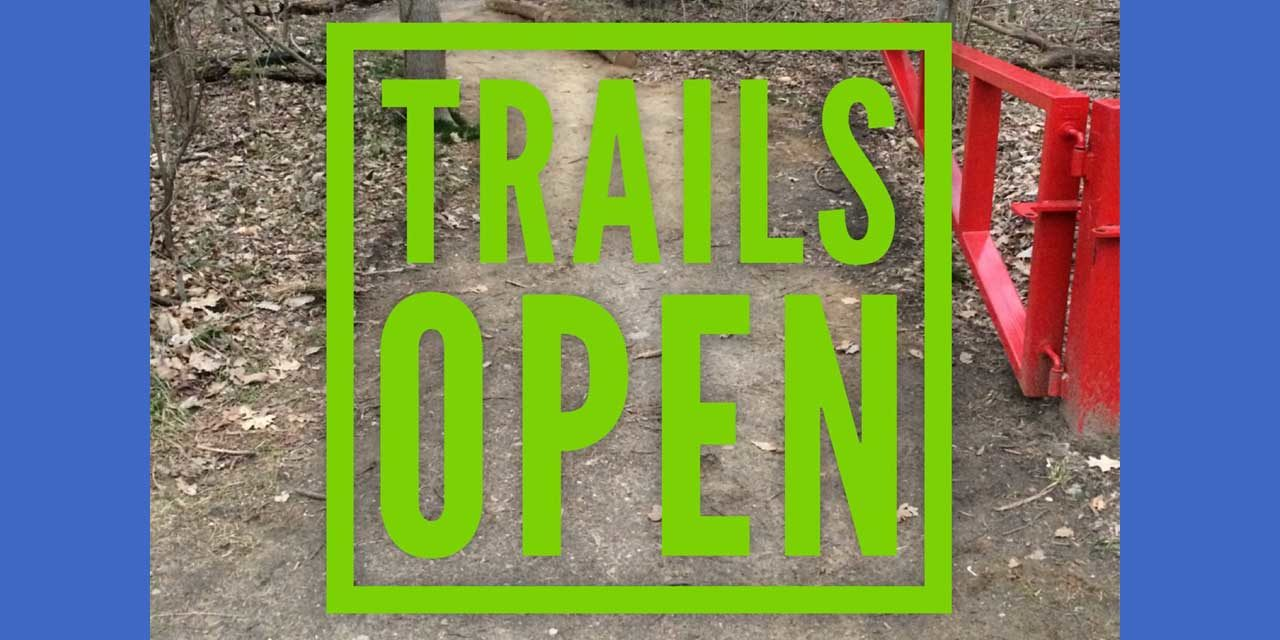 Mayor Ralph modifies Kent's park closures – trails have been re-opened