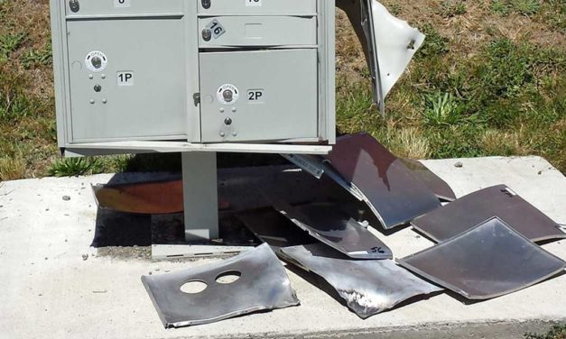 Kent Police warn residents about mail theft