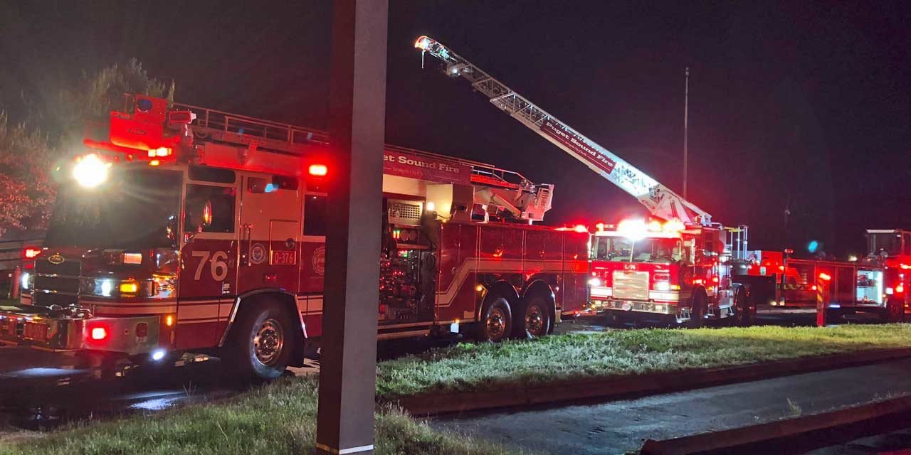 2-alarm fire hits Neely O'Brien Elementary School early Wed. morning