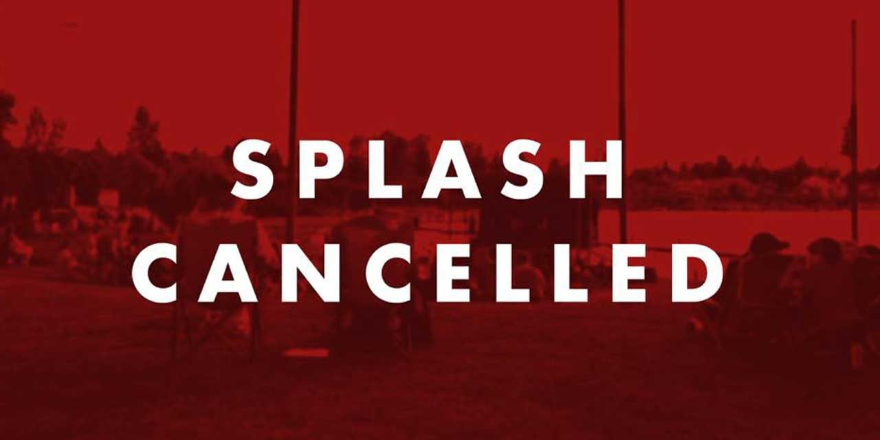 Due to COVID-19 pandemic, Kent's 4th of July Splash has been cancelled