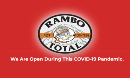 Rambo Total Pest Control – SAVE 25% on local, honest, effective protection for a pest free home
