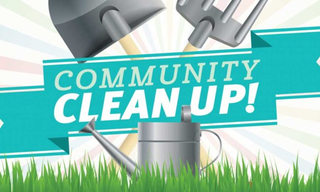 Kent Downtown Partnership's clean up event will be Saturday, June 13