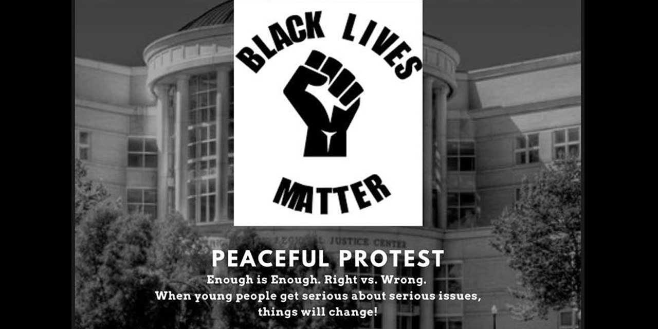 Peaceful Black Lives Matter Protest will be in downtown Kent on Thursday, June 11