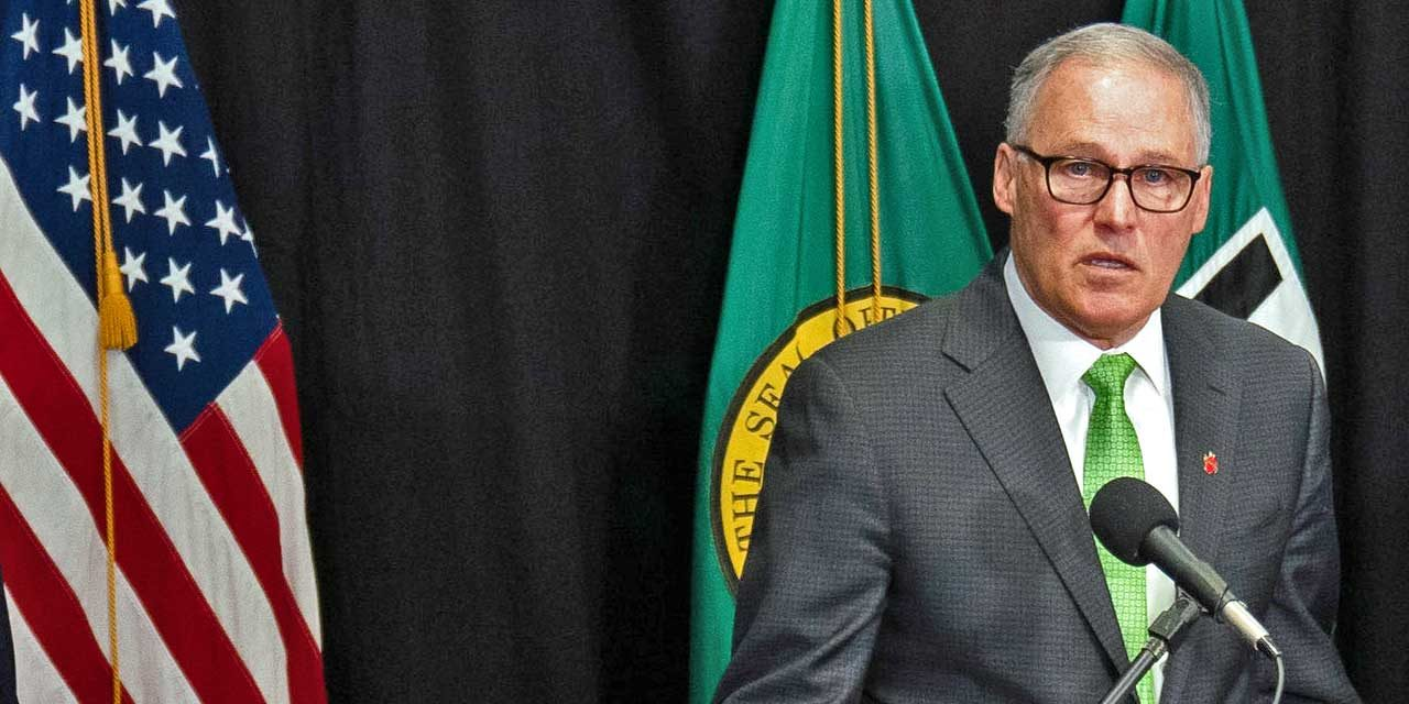 Inslee creates task force to address issues of policing and racial justice