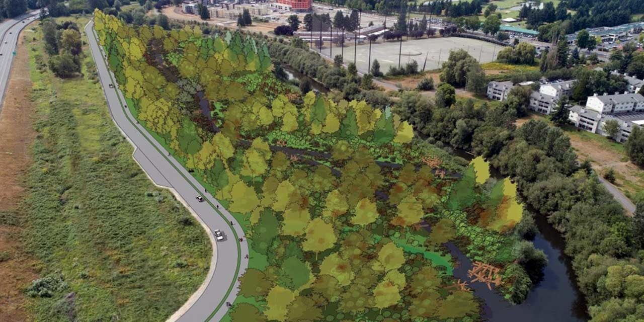 Flood District approves $1.4M for salmon habitat improvements at Downey Farmstead