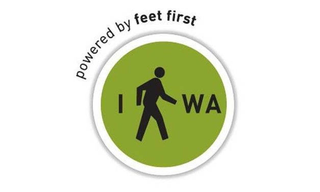 Next free Feet First Walk will be this Wednesday, July 29 at Gary Grant Park