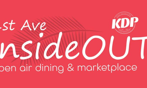 New open air dining & marketplace event starts this Saturday in downtown Kent