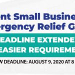 REMINDER: Deadline to apply for Kent'sSmall Business Emergency Relief Grant is 8 p.m. Sunday