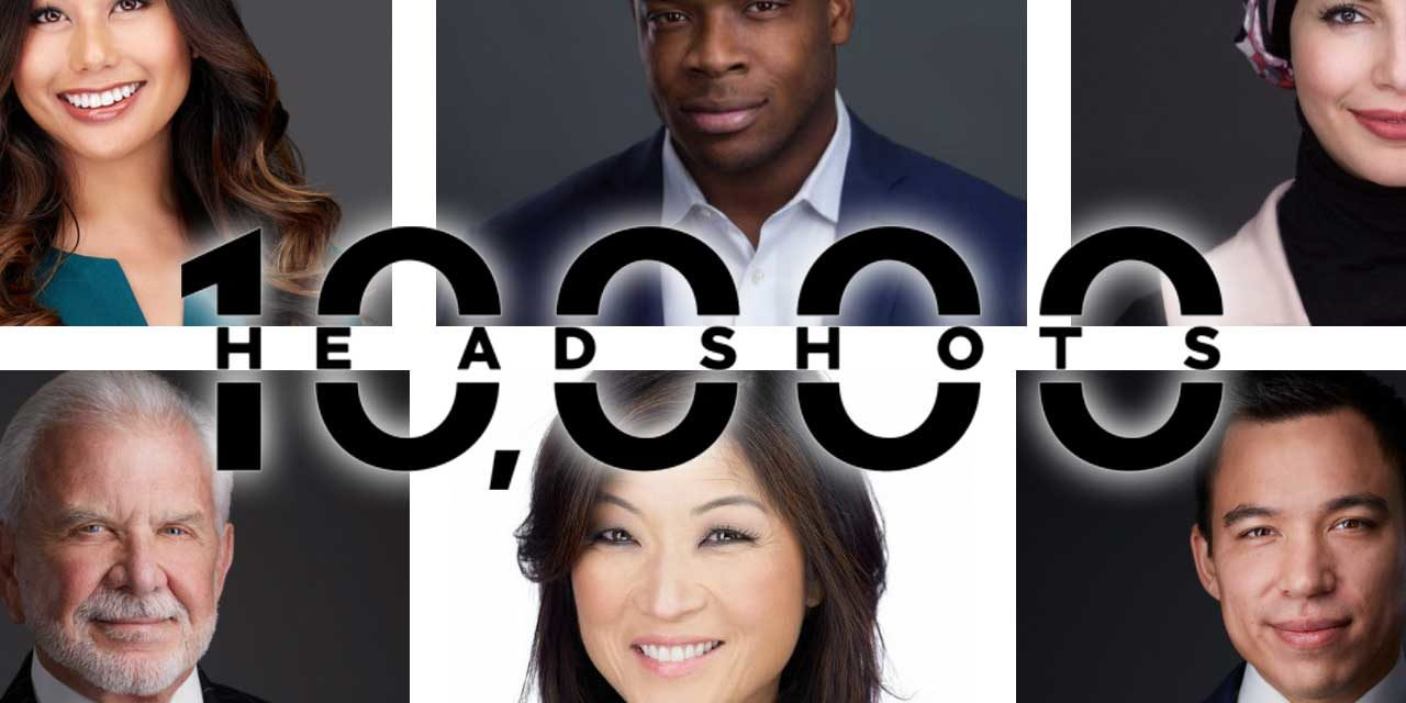 Local Photographers join nationwide effort to create 10,000 FREE headshots on July 22