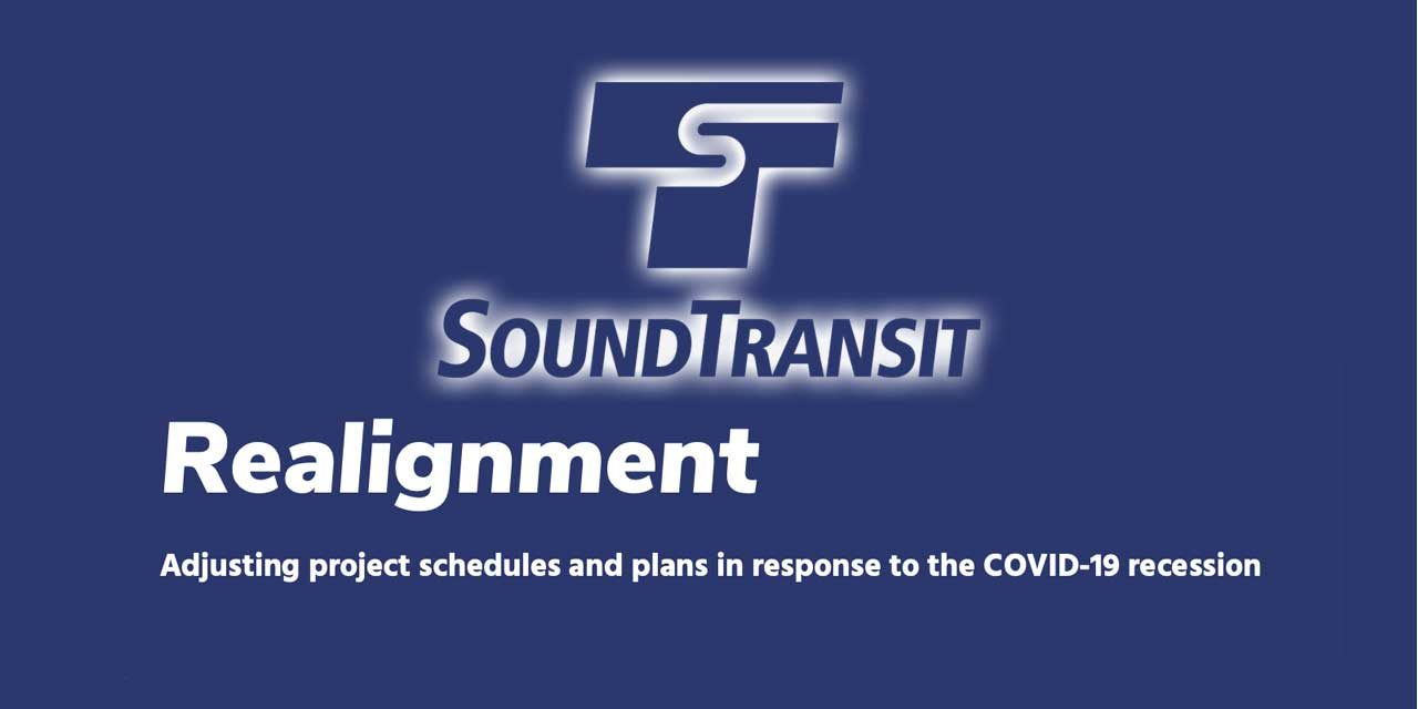 Sound Transit, other agencies unite in call for federal funding to offset COVID-19 losses