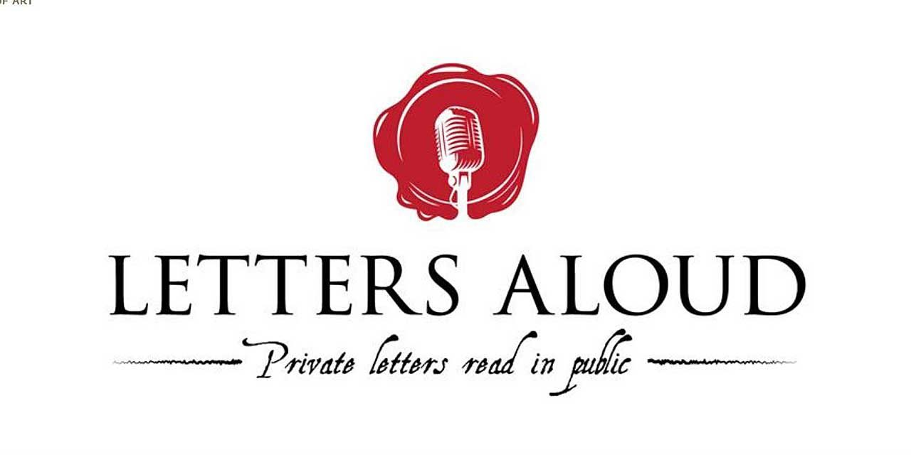 Virtual performance of 'Letters Aloud' will be this Thursday, Aug. 27
