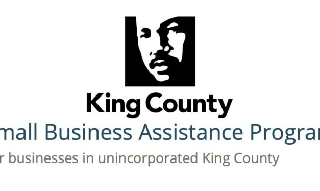 King County offering second round of small business grant applications through Sept. 4