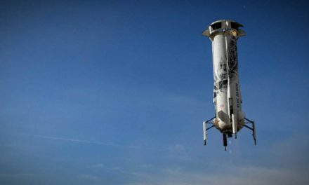 Blue Origin launches New Shepard rocket Tues. morning; here's video of it