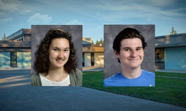 Two Kentridge High School students named National Merit Scholarship semifinalists