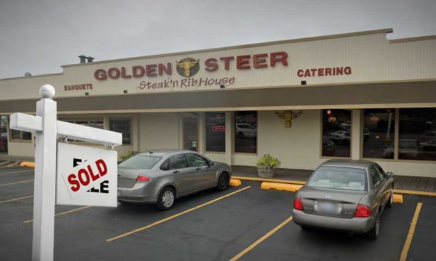 After nearly 22 years, Jim & Suzanne Berrios have sold the Golden Steer Steak 'n Rib house