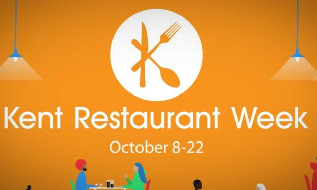 Kent Restaurant Week begins Tuesday, Oct. 8