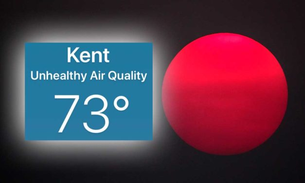 Wildfire Smoke Alert issued Tuesday; air quality considered 'unhealthy for everyone'