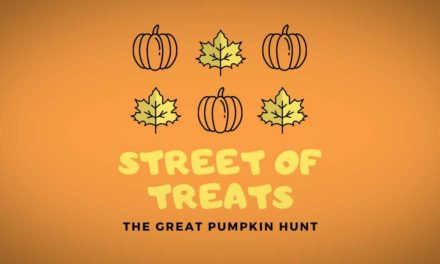 'Street of Treats, the Great Pumpkin Hunt' runs in downtown Kent from Oct. 28–31