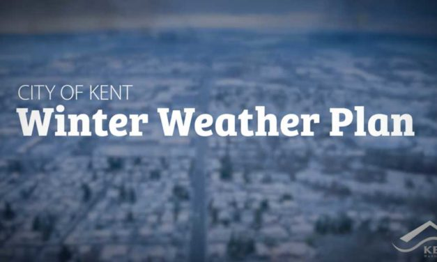 Are YOU ready for winter? City of Kent says it is, and has a video to prove it