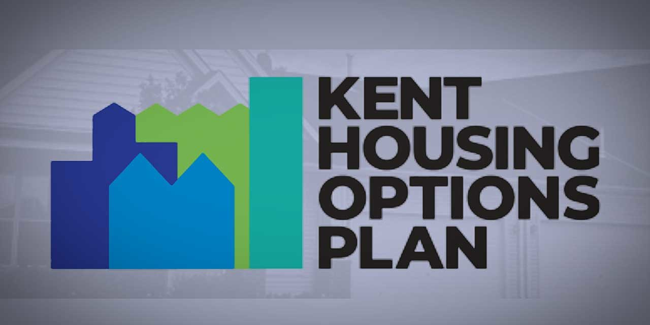 City of Kent seeking public feedback on its Housing Options Plan