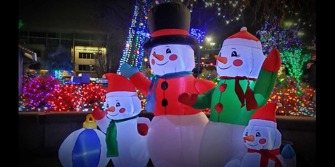 There may be no public gathering, but Kent Lions' Winterfest Town Square Lighting will beThanksgiving weekend