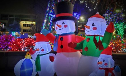 There may be no public gathering, but Kent Lions' Winterfest Town Square Lighting will be Thanksgiving weekend