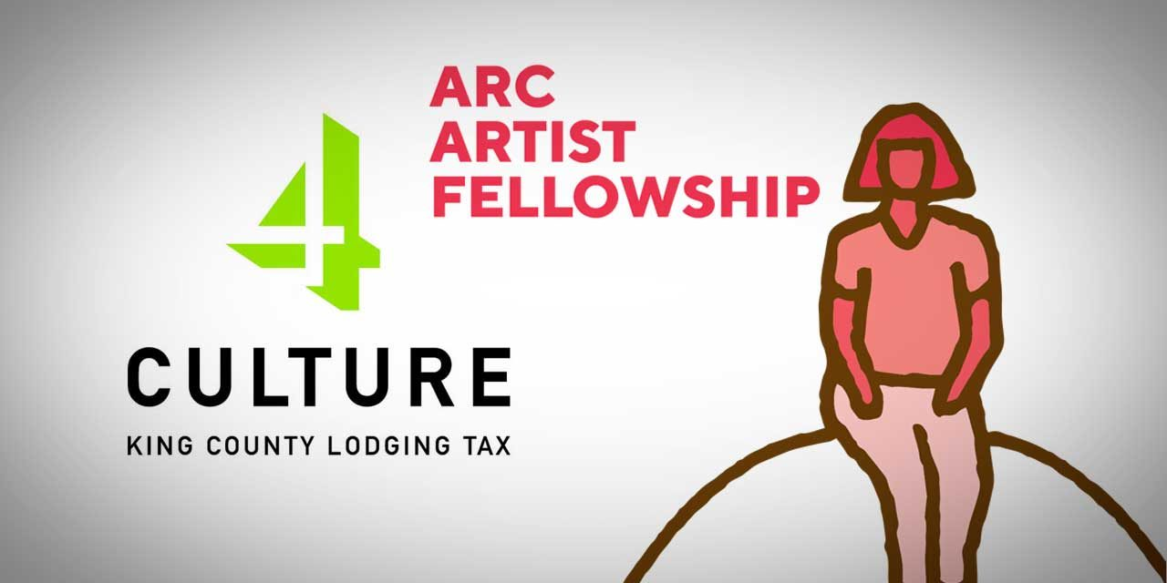 4Culture opens Arc Artist Fellowship for Social Justice; deadline is Dec. 2