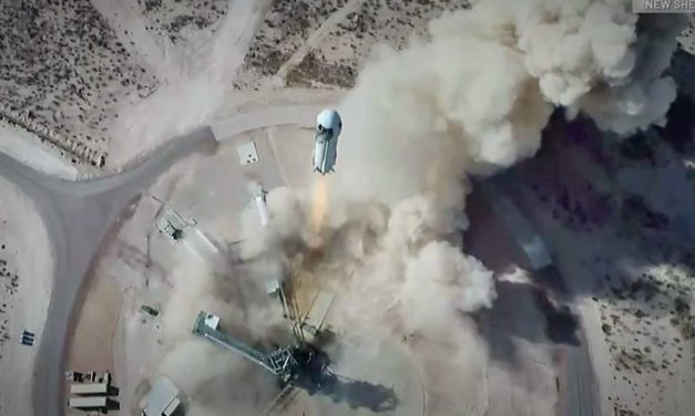 Blue Origin successfully demonstrates crew capsule upgrades during Thursday test launch