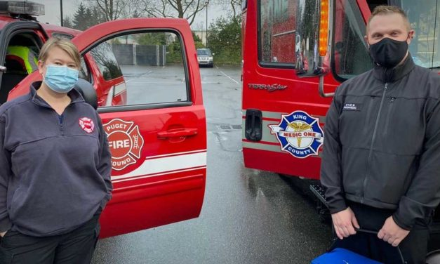Puget Sound Fire launches Mobile Vaccination Teams to focus on Adult Family Homes